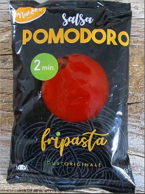 10 SPAGHETTI classic (230g) & 10 sauces POMODORO (125g)