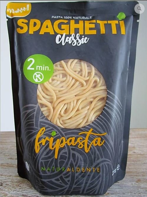 10 SPAGHETTI classic (230g) & 10 sauces PESTO (100g)